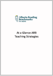 At a Glance ARB Teaching Strategies Cover